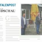 WP/WR-Artikel vom 9.6.2021:  Marco Unger ist neuer Rektor
